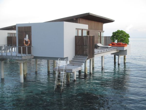Park Hyatt Maldives - Review - Park Sunset Overwater Villa